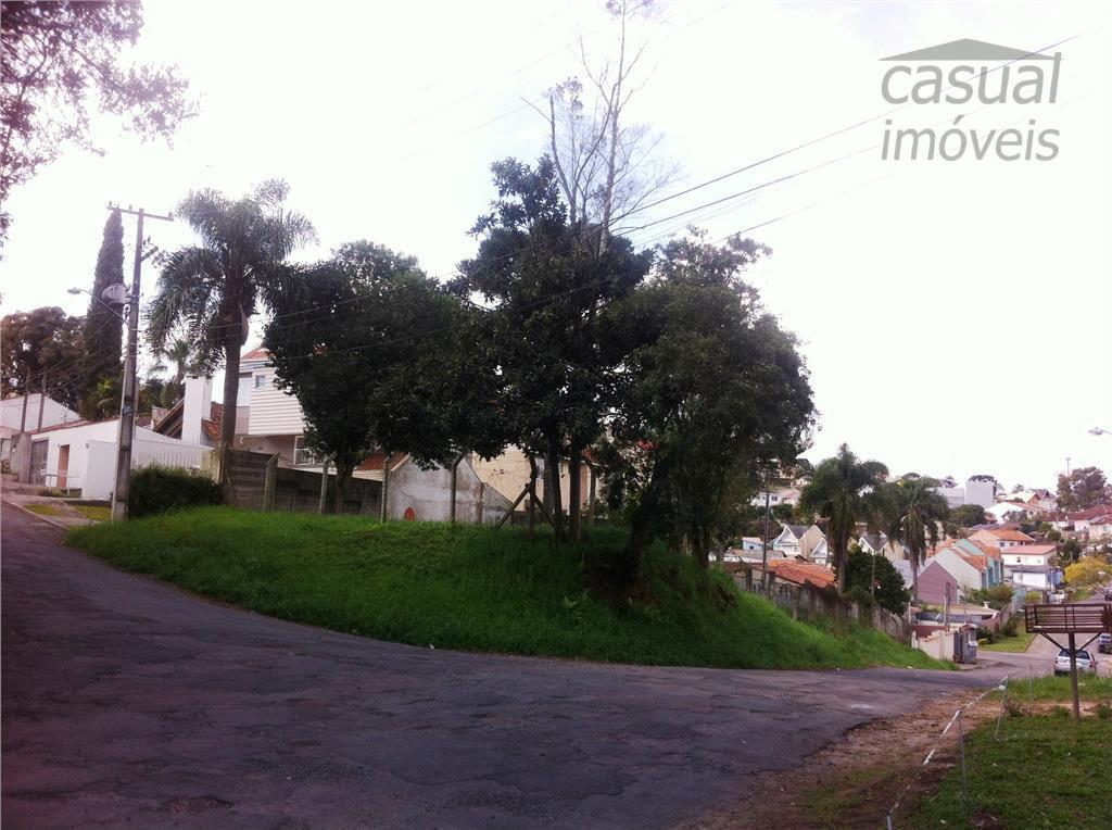 Terreno em Vista Alegre, Curitiba - PR