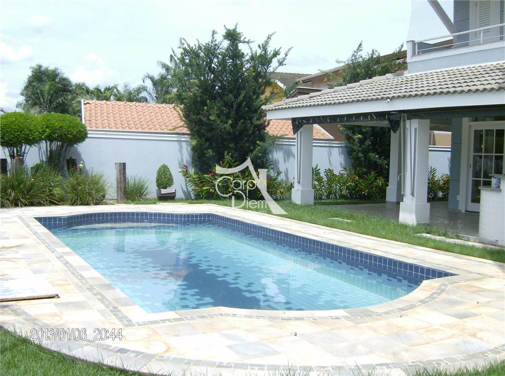 Casa Residencial para locação, Loteamento Residencial Barão do Café, Campinas - CA0656.