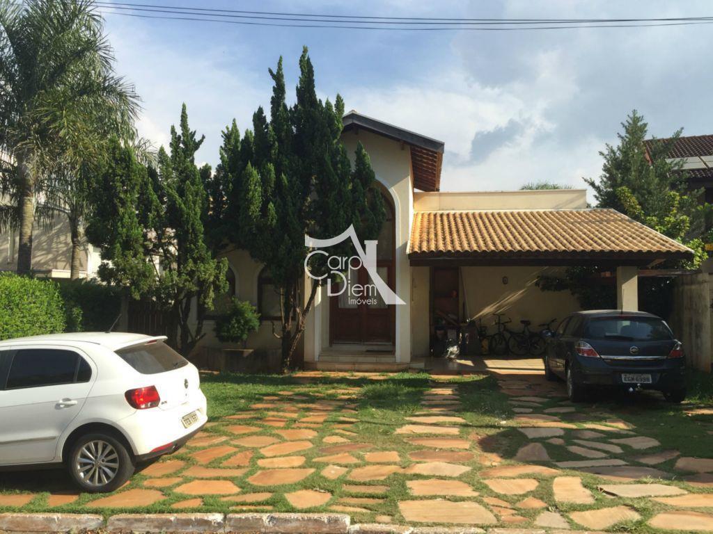 Casa  residencial à venda, Loteamento Residencial Barão do Café, Campinas.