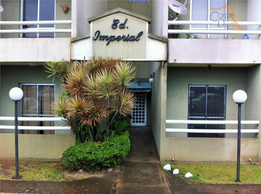Apartamento residencial à venda, Condomínio Imperial (Nova Veneza), Sumaré.