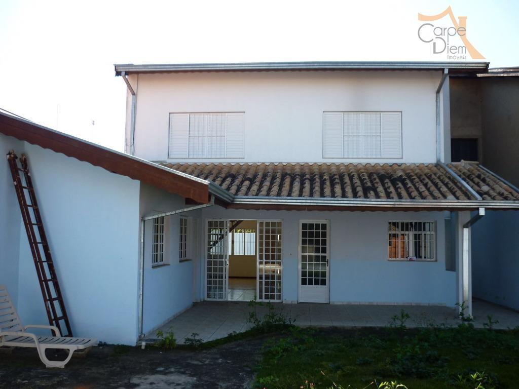 Sobrado residencial à venda, Bosque de Barão Geraldo, Campinas.