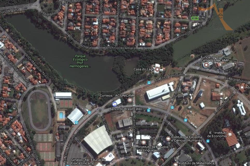Terreno residencial em oferta, Cidade Universitária, Campinas.
