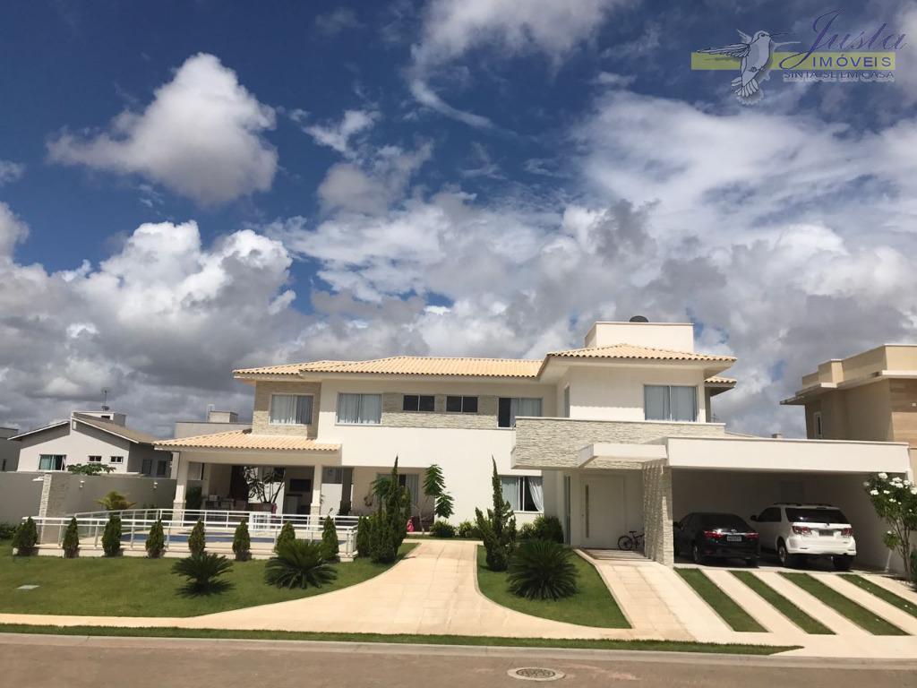 Duplex de Luxo em condomínio fechado no Eusébio