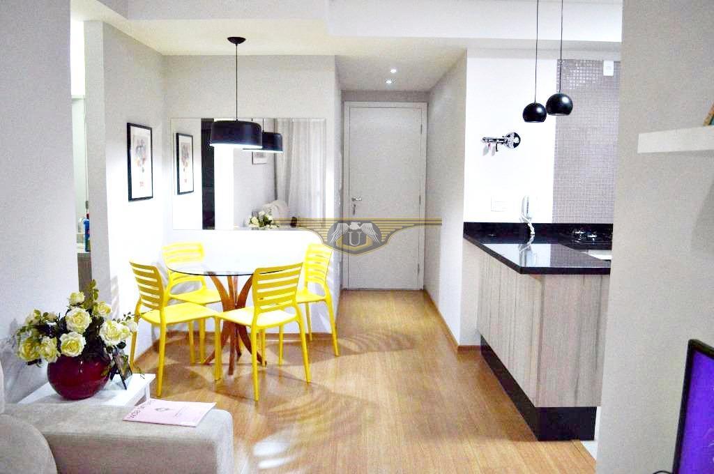 Apartamento residencial à venda Condomínio Red, Tatuapé, São Paulo.