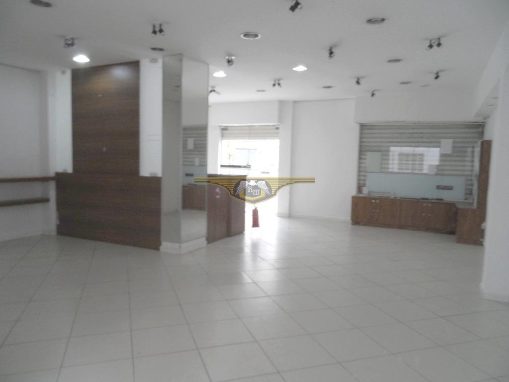 Sala comercial para locação, Belém, São Paulo - SA0011.