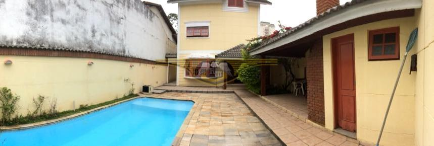 Sobrado residencial à venda, Vila Rosália, Guarulhos - SO0369.