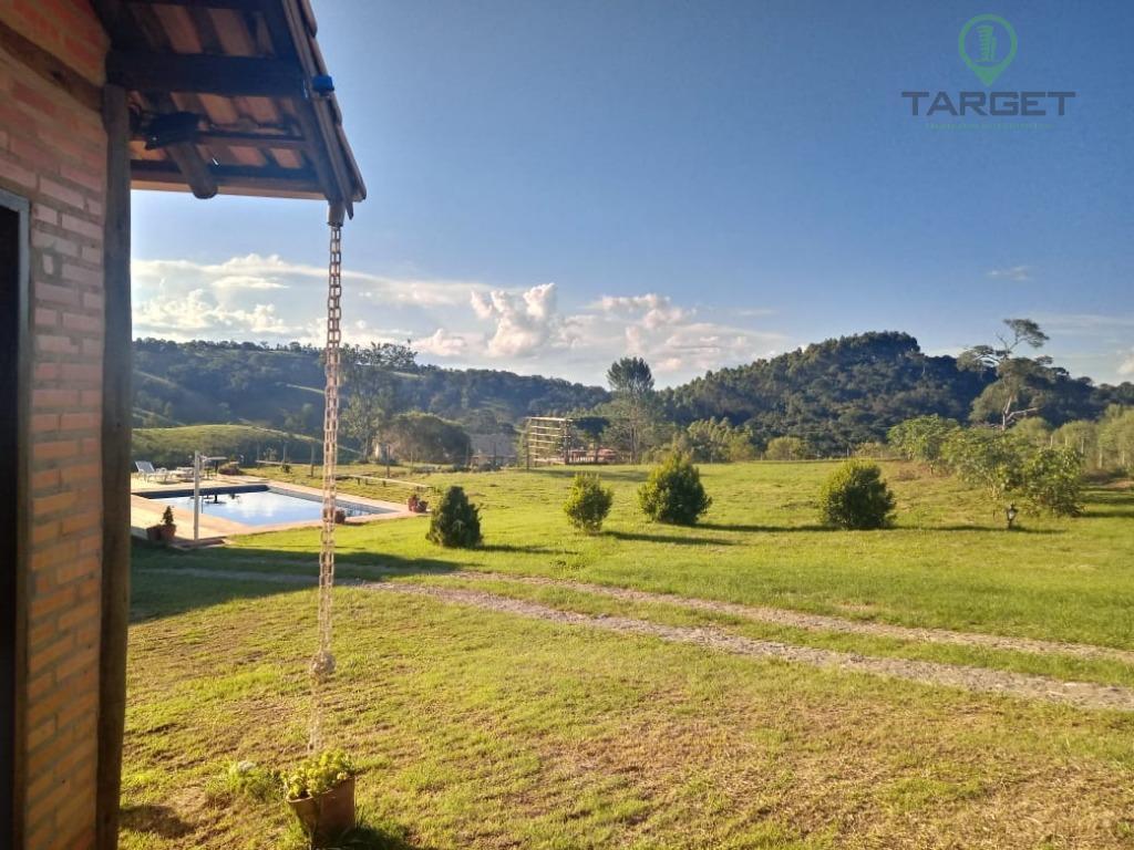 Pousada com 3 chalés à venda, 458 m² por R$ 1.700.000 - Zona Rural - Cunha/SP