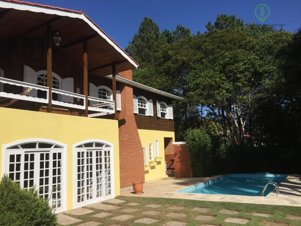 Casa com 4 dormitórios à venda, 221 m² por R$ 620.000 - Ressaca - Ibiúna/SP