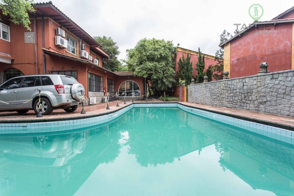 Casa para alugar, 826 m² por R$ 40.000/mês - Pacaembu - São Paulo/SP