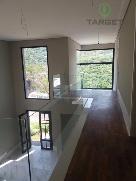 Casa com 5 dormitórios à venda, 385 m² por R$ 2.500.000 - Tamboré - Santana de Parnaíba/SP
