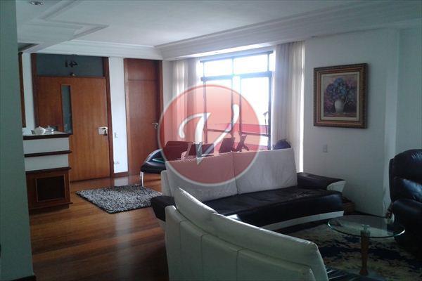 Apartamento Residencial à venda, Bairro Jardim, Santo André - AP4738.