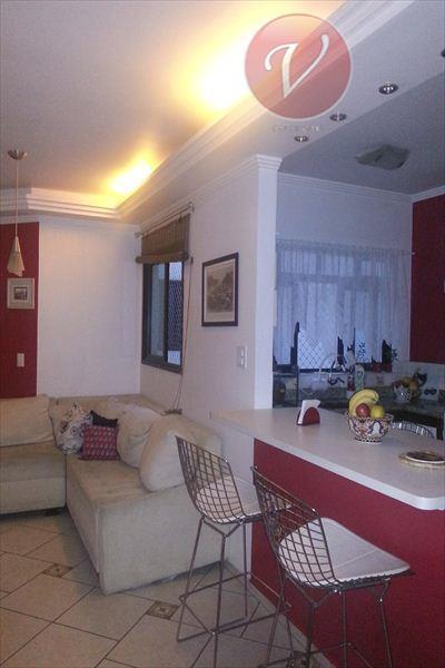 Cobertura residencial à venda, Vila Pires, Santo André - CO0003.
