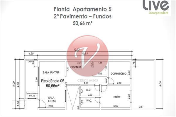 Cobertura residencial à venda, Vila Humaitá, Santo André - AP6064.