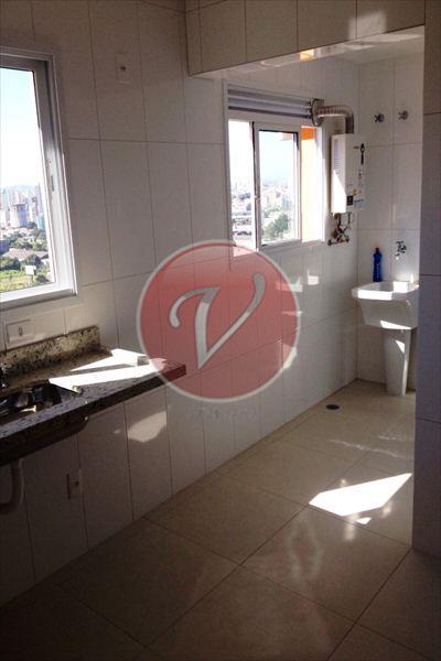 Apartamento Residencial para locação, Campestre, Santo André - AP6473.
