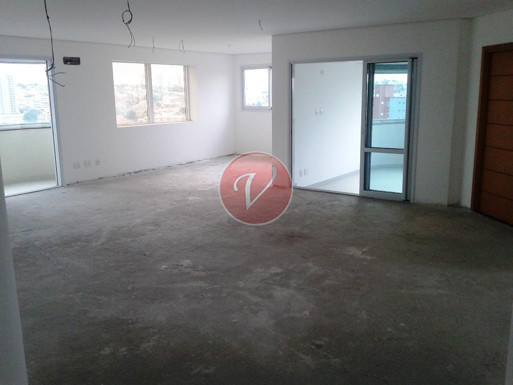 Apartamento Residencial à venda, Bairro Jardim, Santo André - AP4734.