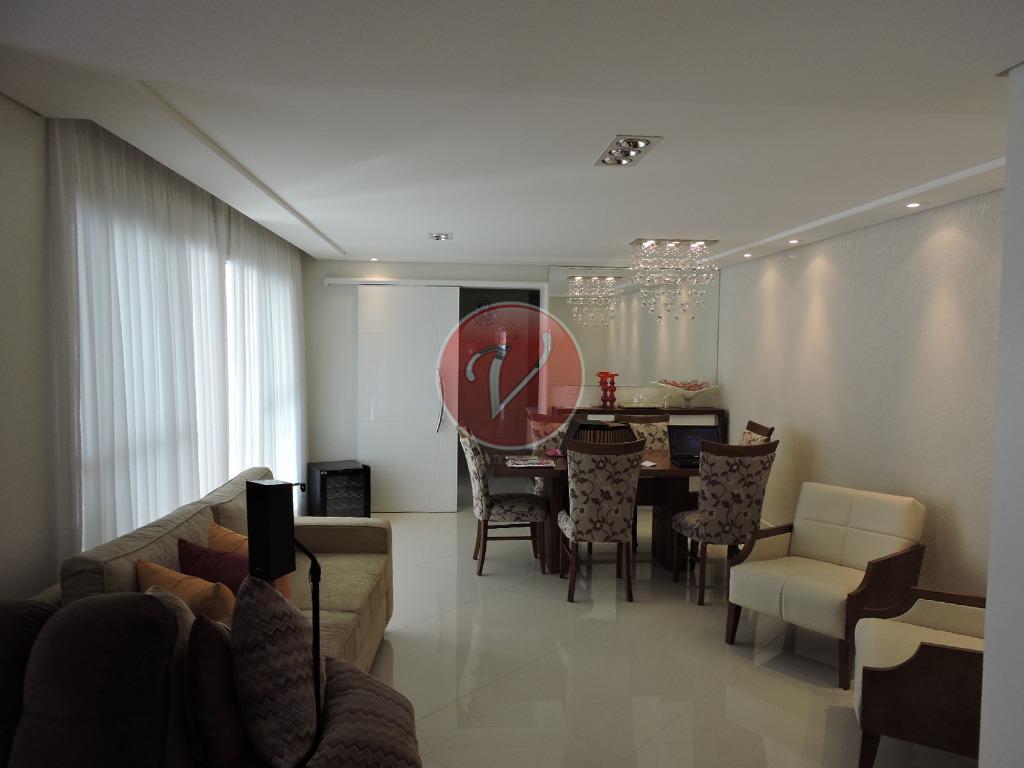Apartamento residencial à venda, Bairro Jardim, Santo André - AP7340.