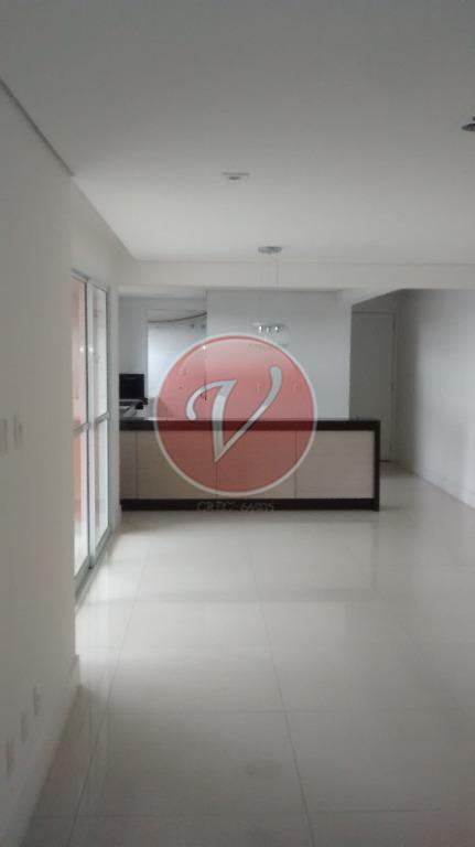 Apartamento residencial para locação, Bairro Jardim, Santo André - AP4104.