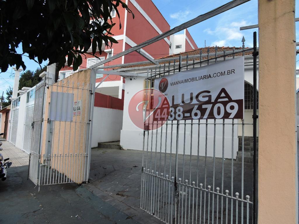 Casa residencial para locação, Paraíso, Santo André.