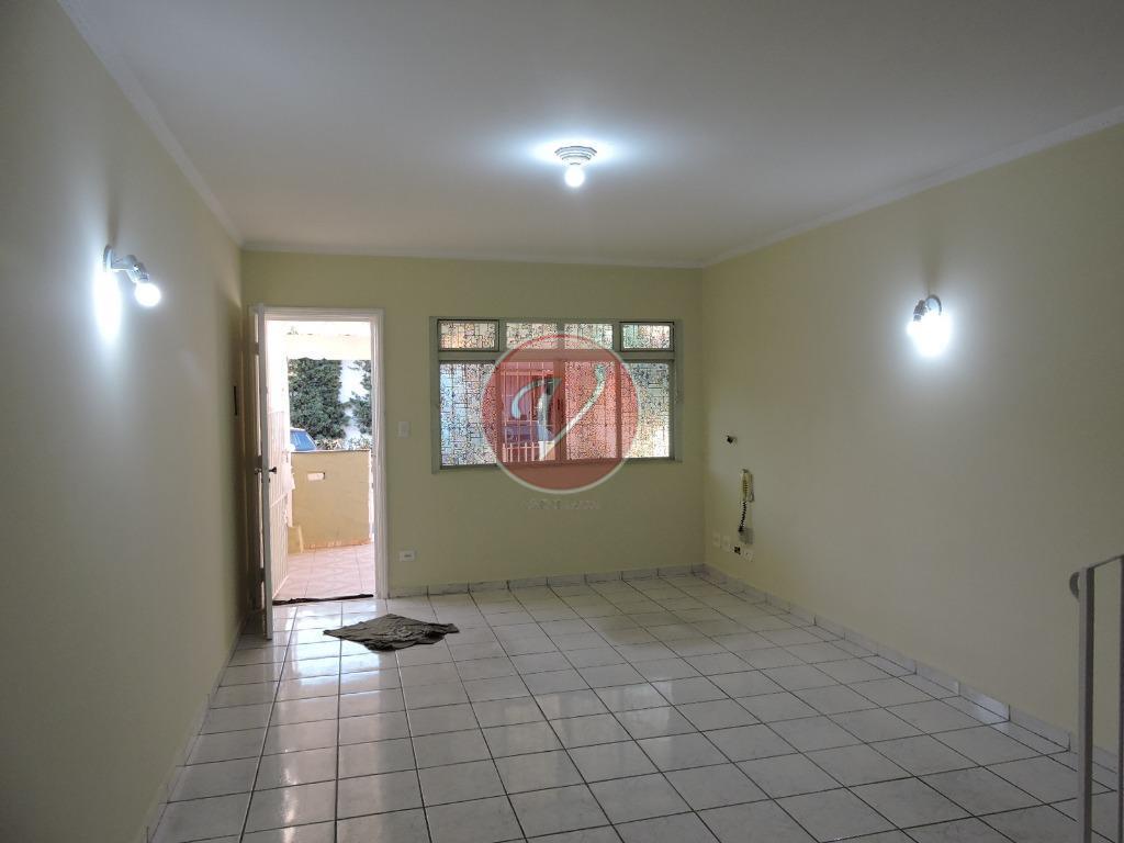 Sobrado residencial para locação, Santa Teresinha, Santo André - SO0447.