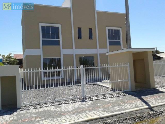 Apartamento residencial à venda, Praia de Armação, Penha - AP0085.