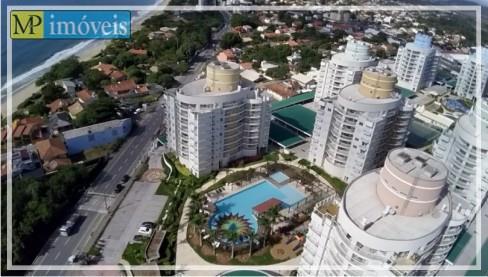 Apartamento residencial à venda, Praia de Armação, Penha - AP0107.