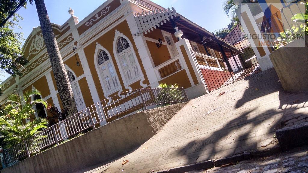 Casa Comercial ou Residencial para venda ou locação, Carmo, Olinda - CA0010.