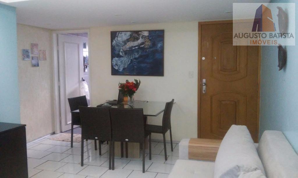 Apartamento 3 quartos com lazer e 2 garagens