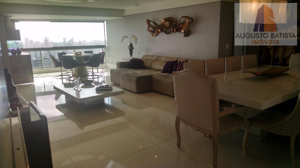 Apartamento 4 quartos 4 suítes e três com  mais de 200m²