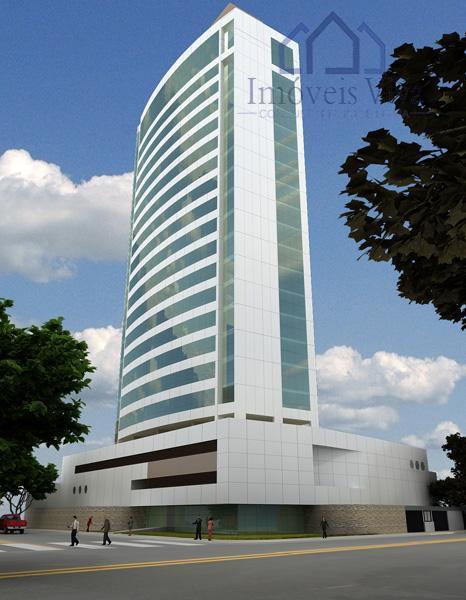 Sala comercial para locação, Ilha do Leite, Recife - SA0020.
