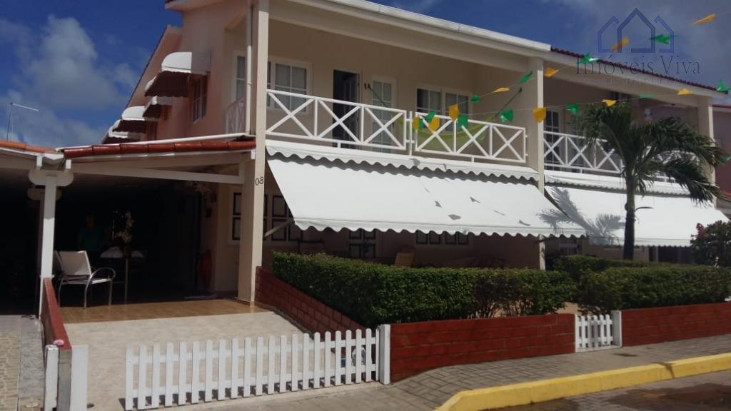 Casa em condomínio fechado, à venda, 5 quartos, 2 suites, Nossa Senhora do Ó, Paulista - PE.