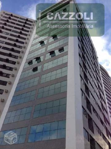 Recife, Casa Amarela. Empresarial Novo. Sob medida para seu escritório, consultório, etc.Garagem para visitantes 