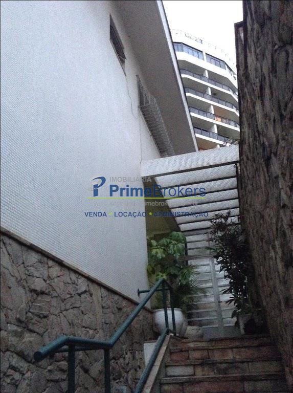 Sobrado de 4 dormitórios à venda em Vila Mariana, São Paulo - SP