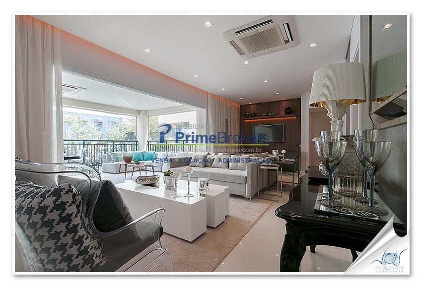 Apartamento de 4 dormitórios à venda em Ipiranga, São Paulo - SP