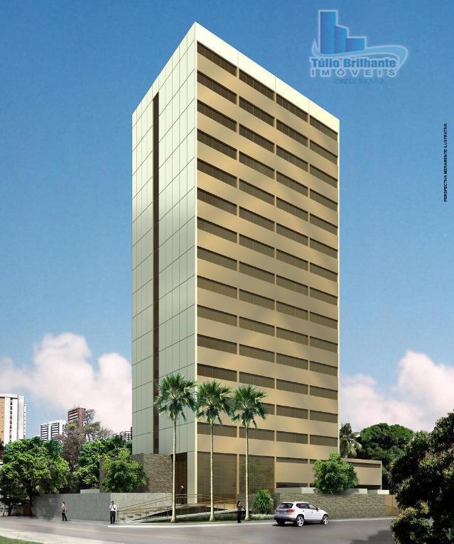 Sala comercial à venda, Boa Viagem, Recife.