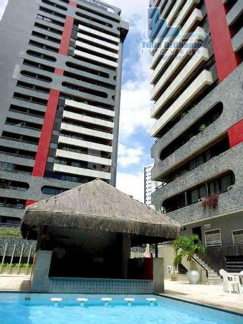 Recife Flat 2qts MOBILIADO