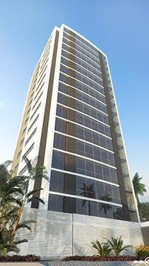 Apartamento de alto padrão na  Jaqueira, Recife.