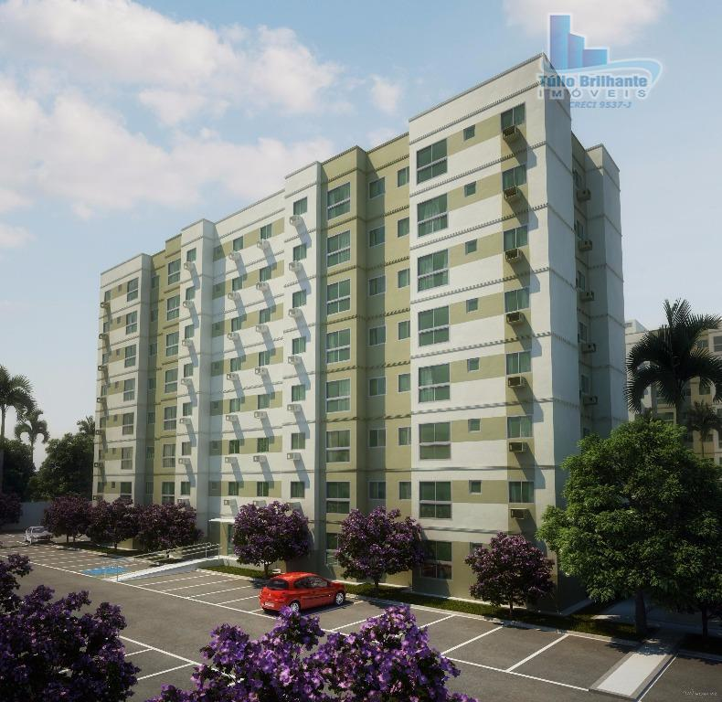 Apartamento térreo 01 quarto em Candeias