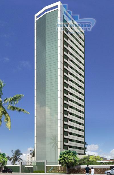 Apartamento residencial à venda, Centro, Jaboatão dos Guararapes.