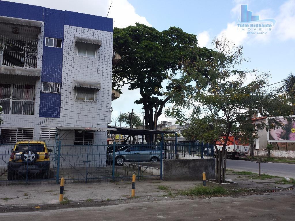 Apartamento residencial à venda, Imbiribeira, Recife.