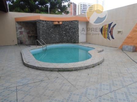 Casa comercial para locação, Cocó, Fortaleza - CA0786.