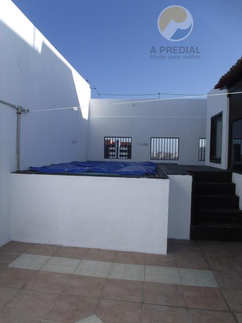 excelente apartamento cobertura com vista para o mar - imperdível - de r$ 3.500,00 por r$...