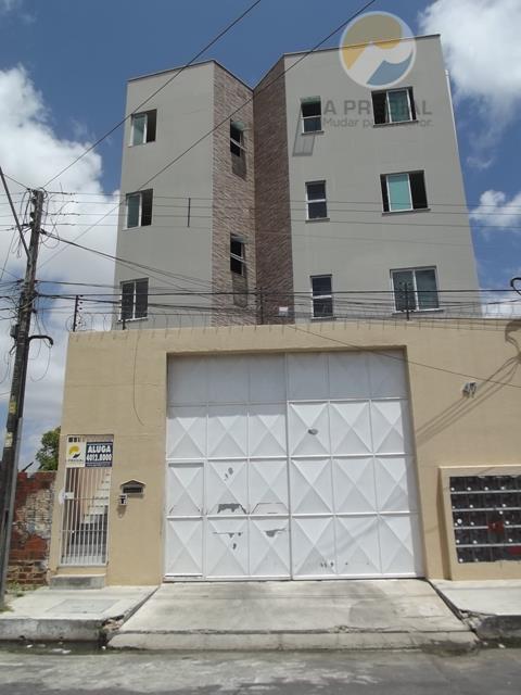 Apartamento  residencial para locação, Castelão, Fortaleza.