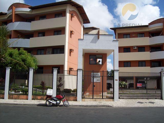 Apartamento  residencial para locação, Maraponga, Fortaleza.