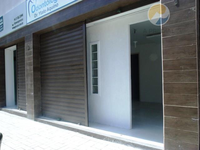 cód. 13624 (aldeota)excelente loja pronta para iniciar seu negócio! r. torres camara, 100 loja 02 c/...