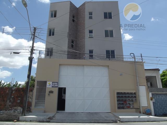 Apartamento residencial para locação, Castelão, Fortaleza - AP0864.