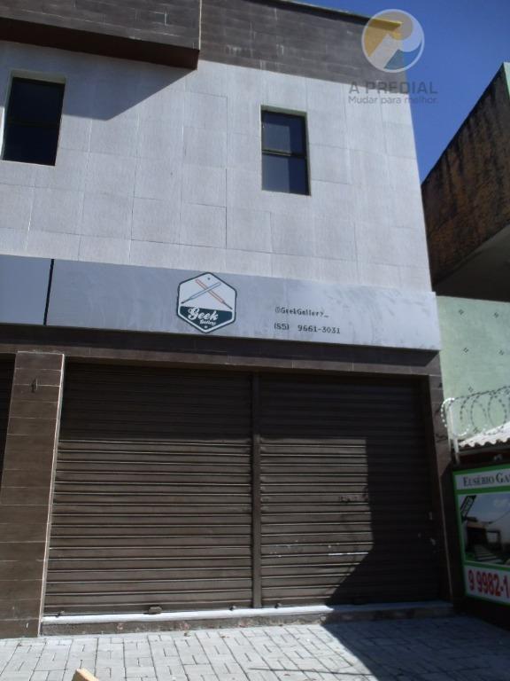 Loja comercial para locação, Aldeota, Fortaleza - LO0079.