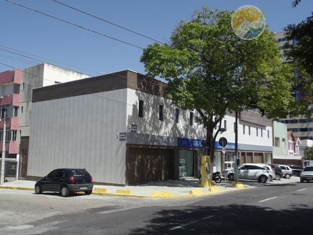 Loja comercial para locação, Aldeota, Fortaleza - LO0112.