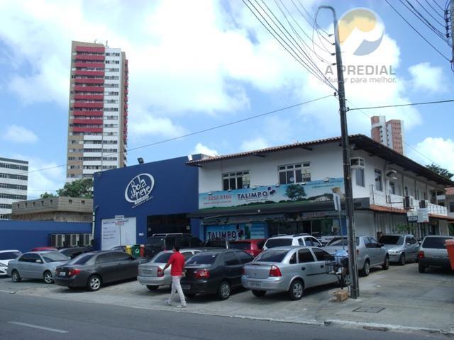 Sala comercial para locação, Aldeota, Fortaleza - SA0037.
