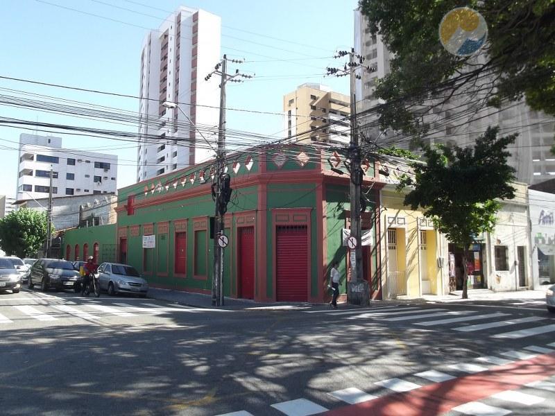 Ponto comercial para locação, Aldeota, Fortaleza - PT0075.