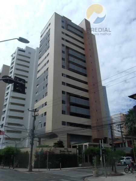 Flat residencial para locação, Praia de Iracema, Fortaleza - FL0010.